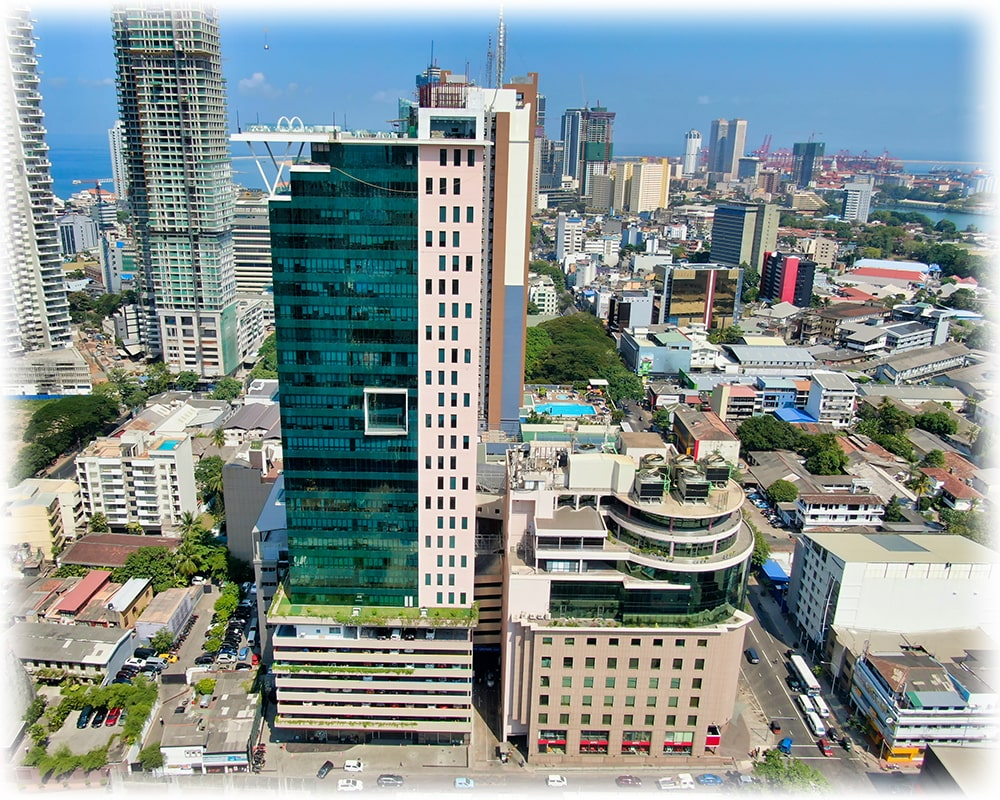 Access Tower 1 & 2 in Union Place Colombo