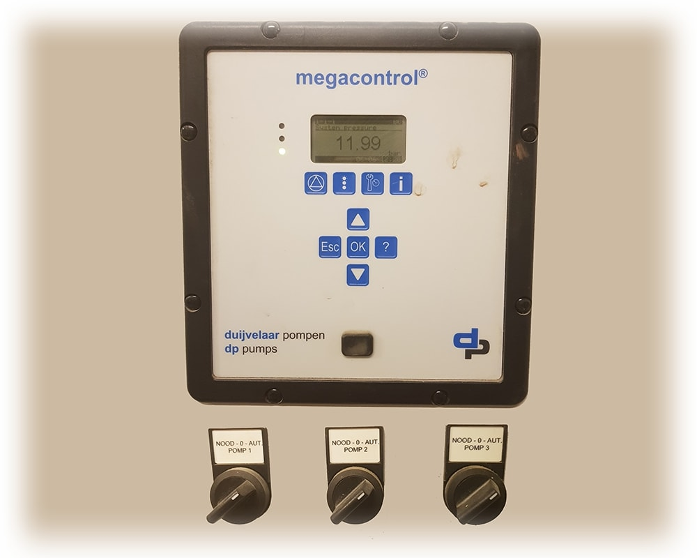 Water Pump Electronic Control Unit
