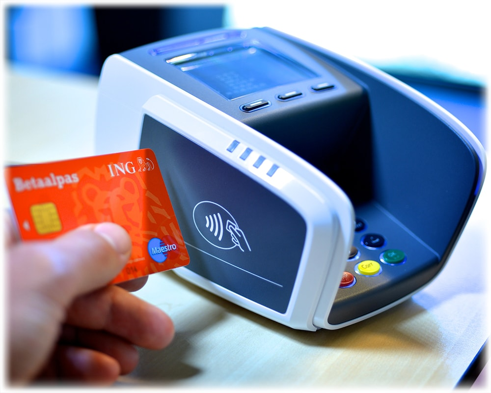 NFC Payment Machine