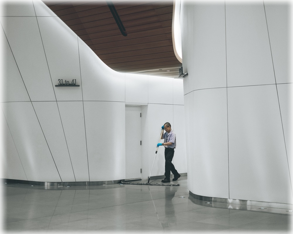 Cleaning and Maintenance of Office Spaces
