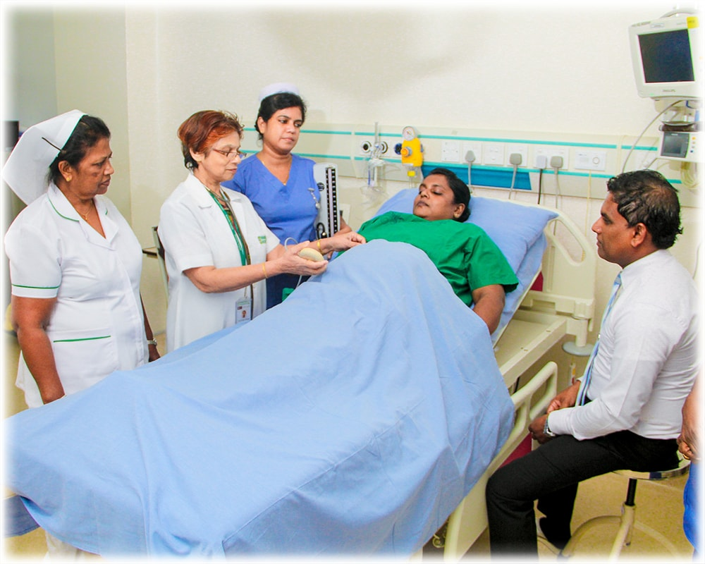 Endoscopies in Sri Lanka