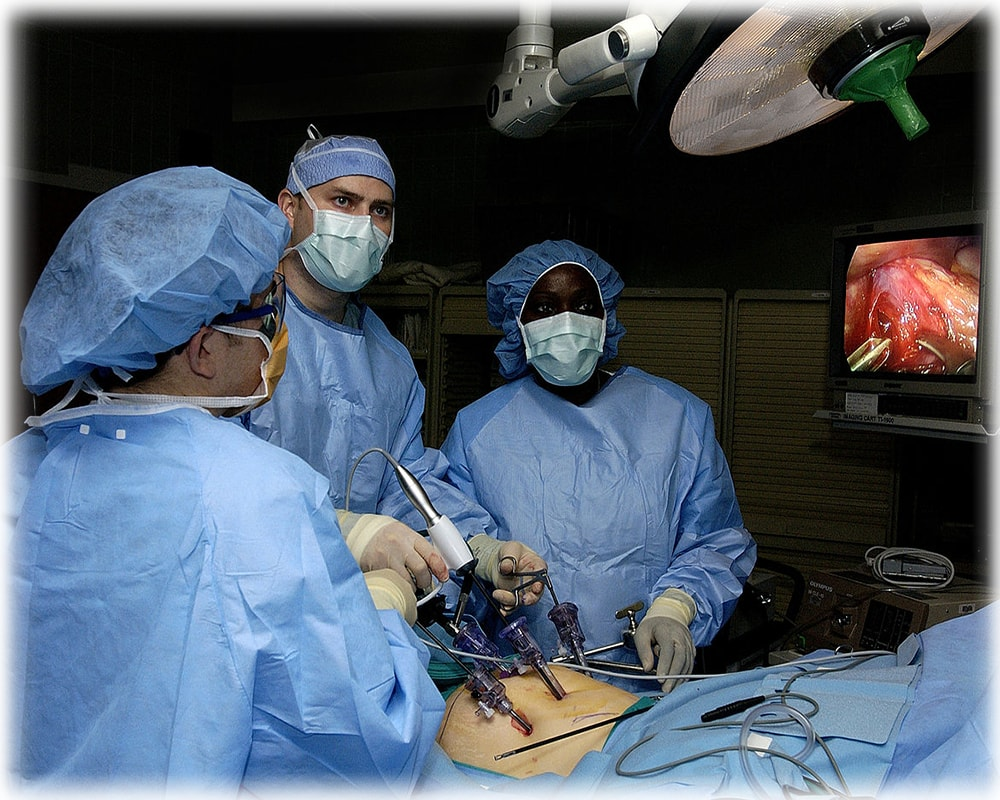 A keyhole into the future of surgery