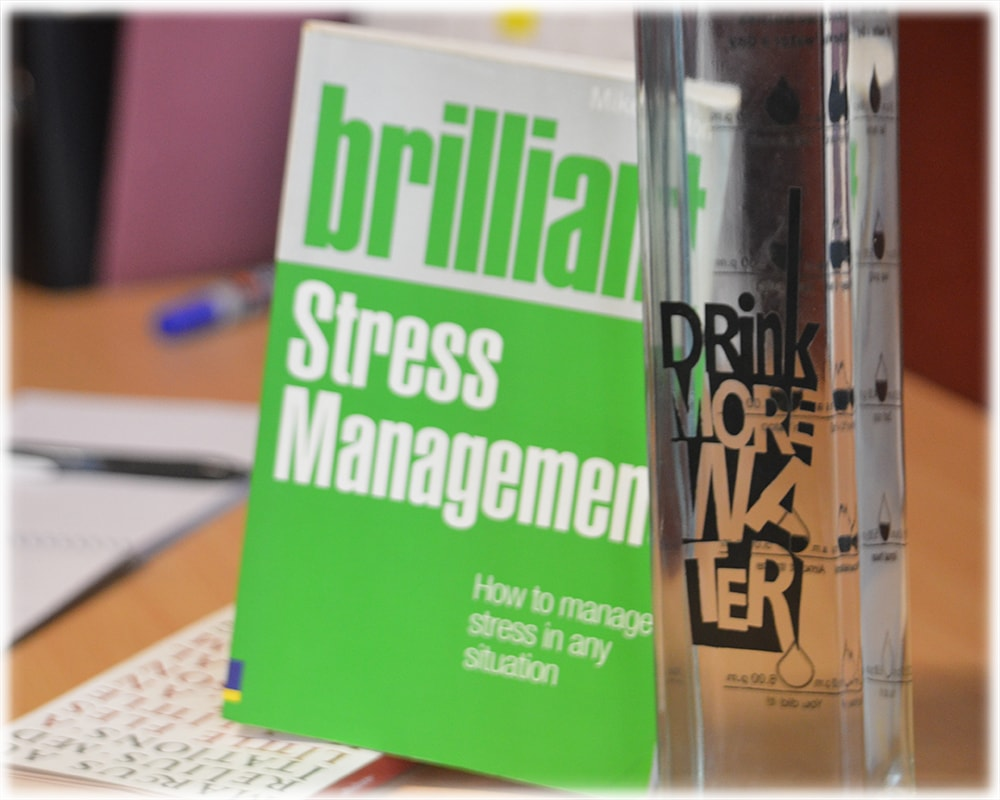 4 hacks to keep your chill in office