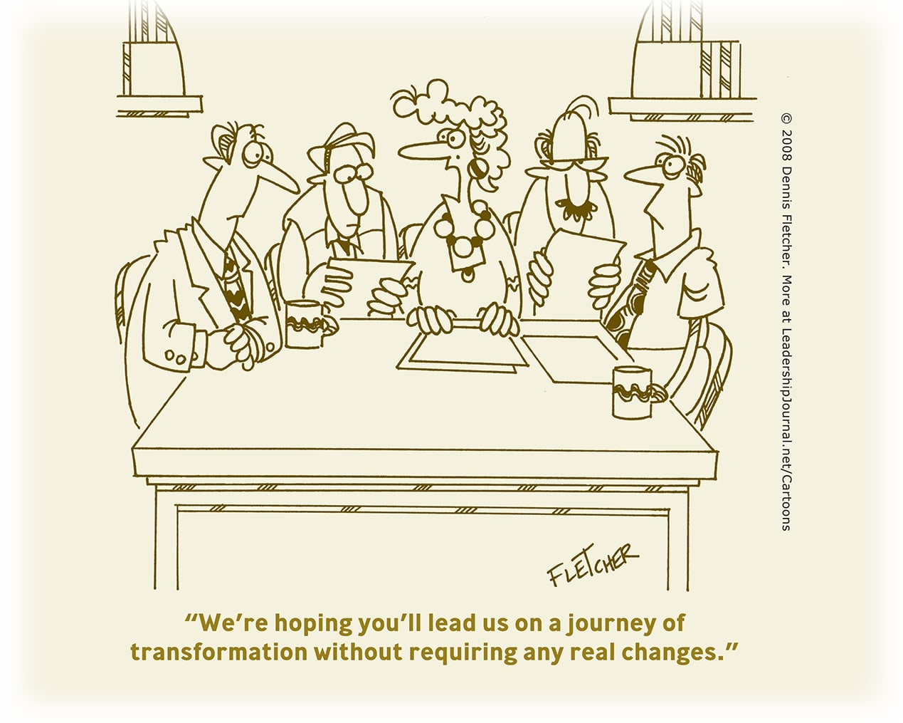 The Challenges in an Agile Transformation